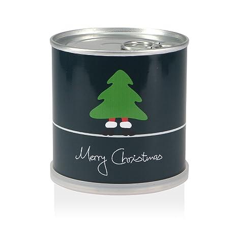 Weihnachtsbaum Berlin Lieferung.Macflowers Weihnachtsbaum In Der Dose Merry Christmas Grün