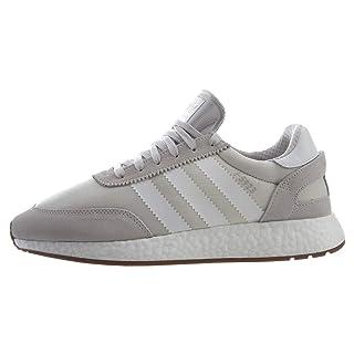 adidas Originals Men's I-5923 Shoe, Grey/White/Grey, 11 M US
