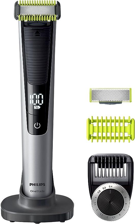 Philips Cara + Cuerpo QP6620/20 - Depiladoras para la barba (0,4 ...
