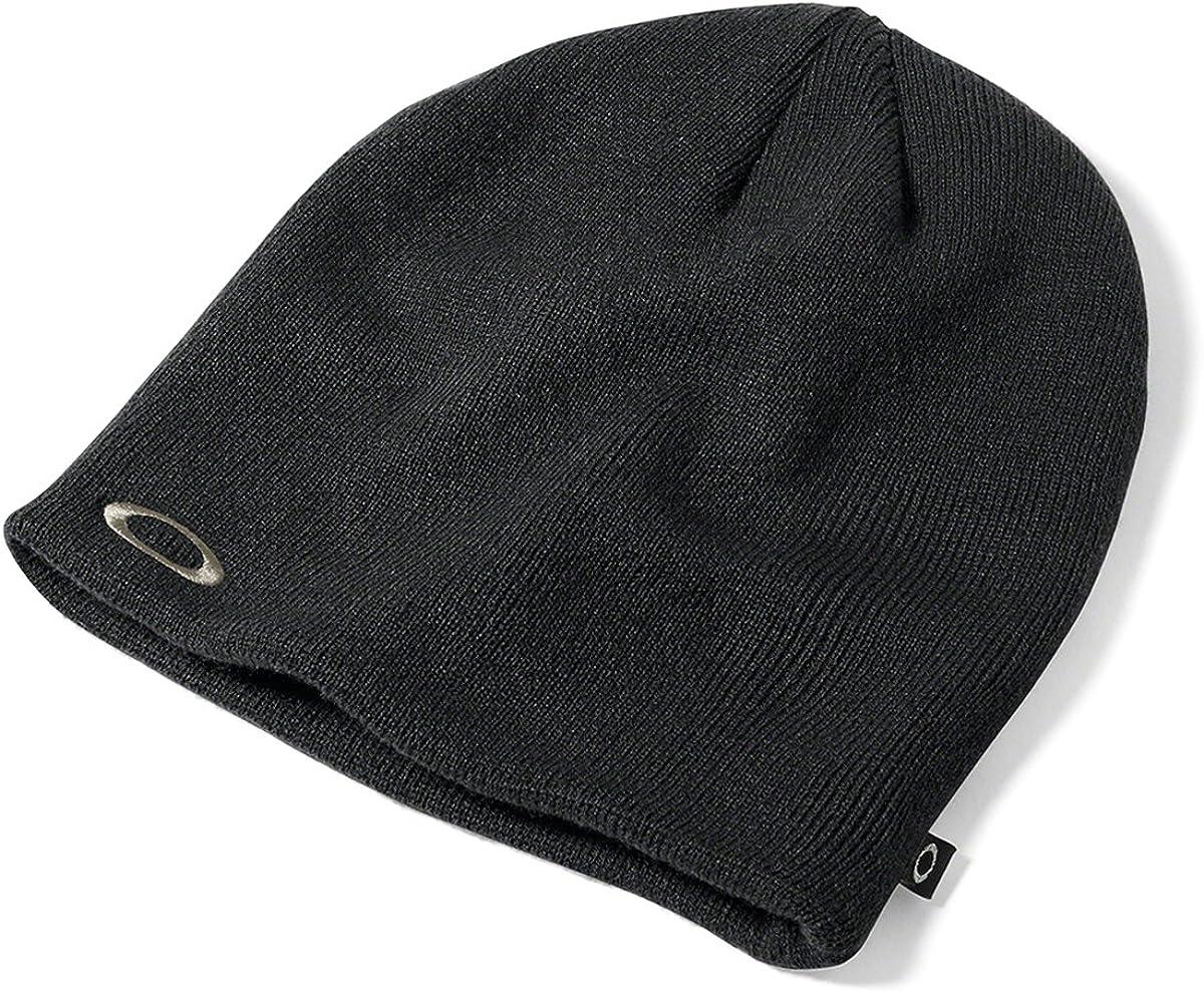 Oakley Fine Knit - Gorro de esquí para Hombre, Color Negro, Talla ...