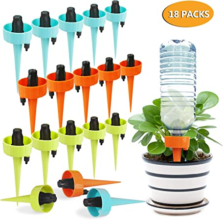 Plant Feeder Selfwatering Pot Watering Irrigation Automatic Seepage Device