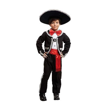 My Other Me Me-203714 Disfraz de mejicano para niño, 3-4 años (Viving Costumes 203714