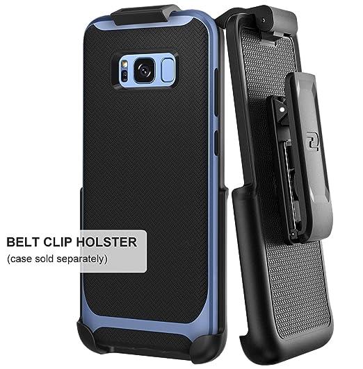 designer fashion 8d51e 62796 Belt Clip Holster for Spigen Neo Hybrid Case - Samsung Galaxy S8 (by  Encased) (case not Included)