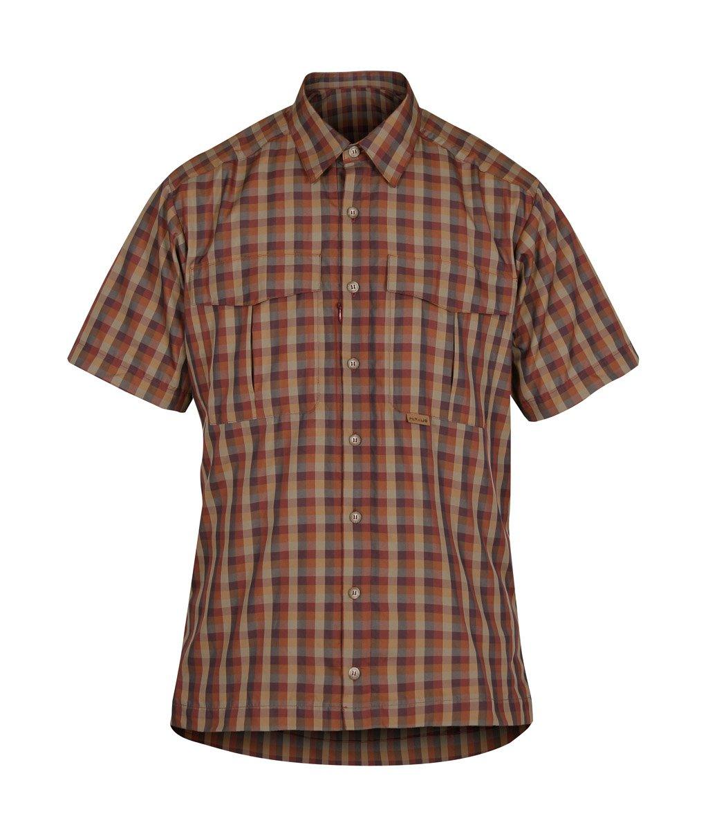Paramo Directional Clothing Systems Herren KEA Light Short Sleeved Oberteil