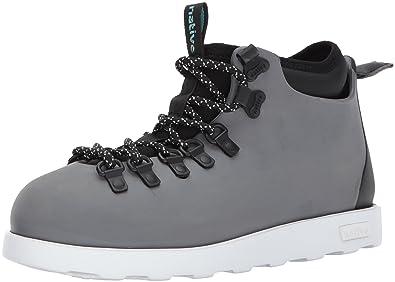 78f1eec2567 Native Shoes Women's Fitzsimmons Block Boot Rain