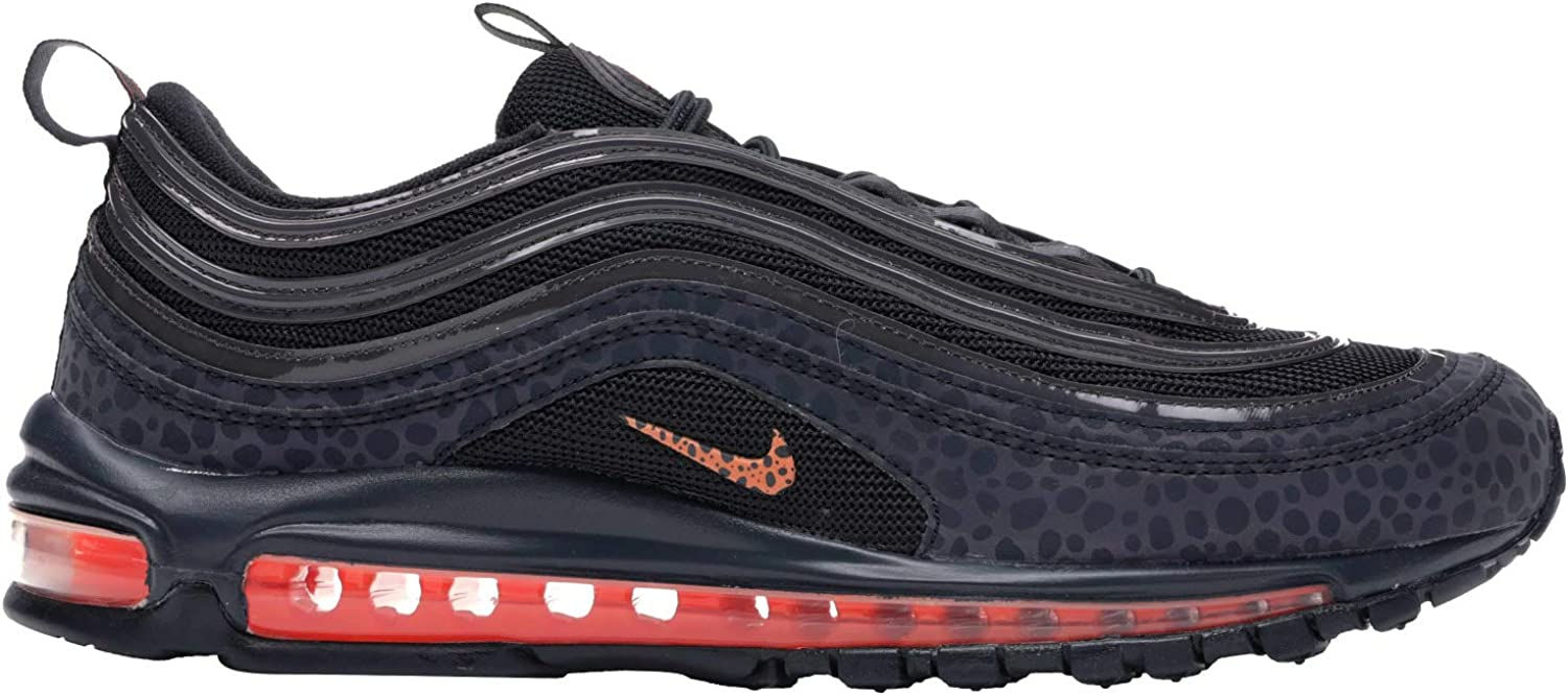 air max 97 noir orange