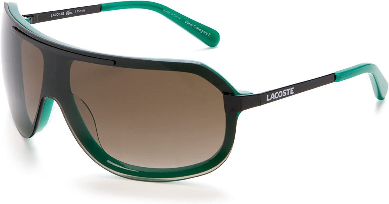 Lacoste La-12434 GN - Gafas de sol para hombre, color verde ...