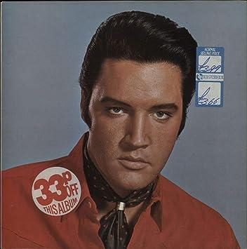 ELVIS PRESLEY Elvis Golden Records Volume 2 LP