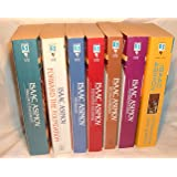 Complete Foundation Novel Series Set by Isaac Asimov