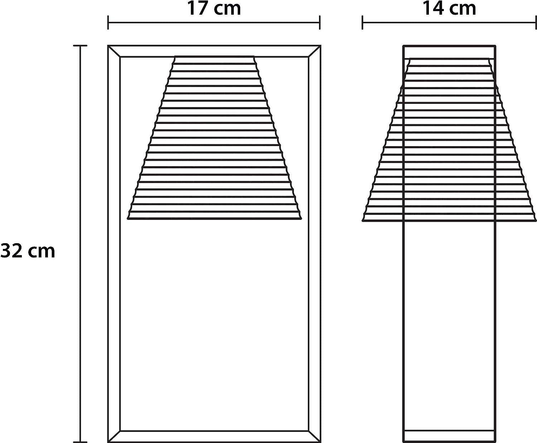 Kartell Light Air Lampada Da Tavolo Versione Sculturata Trasparente Cristallo Amazon It Illuminazione