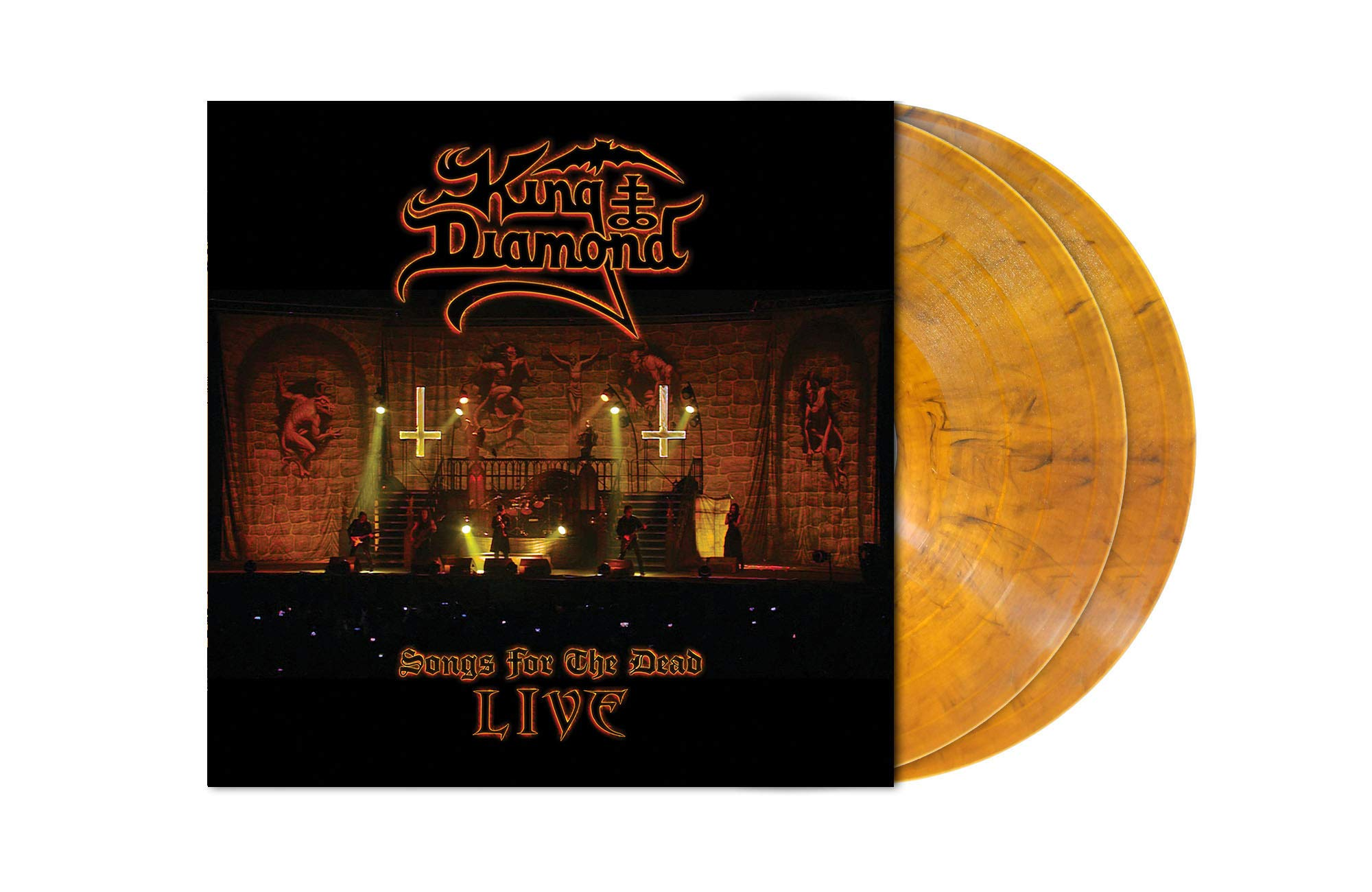 Songs For The Dead (Live) [VINYL] by METAL BLADE