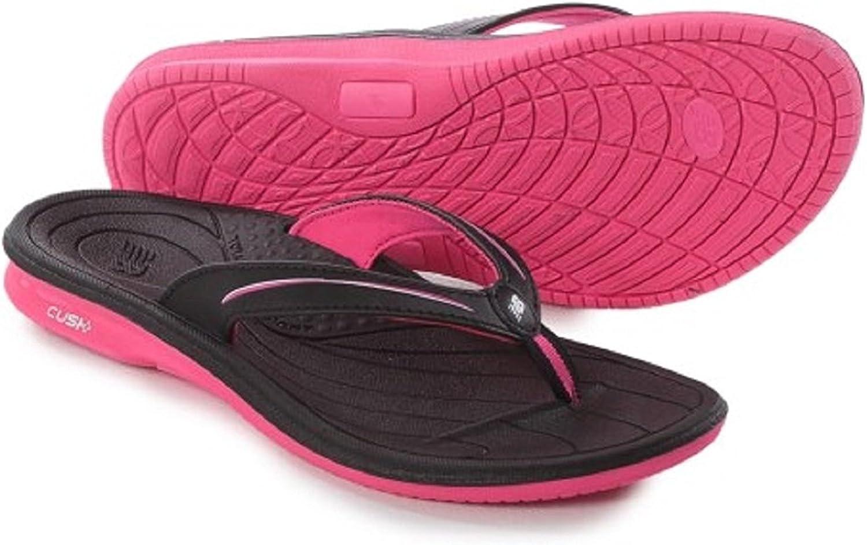 New Balance Womens Cush Thong Sandal