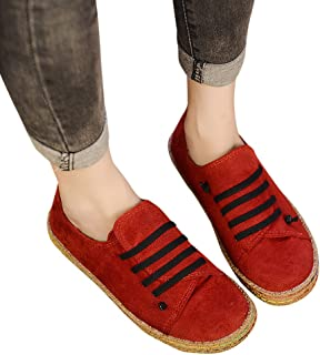 Modaworld scarpe☀️ Sfprim Suede Sneaker Espadrilles, Espadrillas Donna Scarpe Moda Espadrillas Slip-on Zeppe Donna