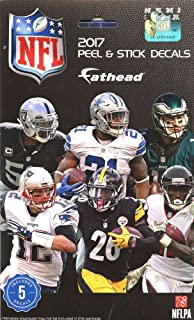 FATHEAD NFL 2017 Tradeables Decals