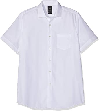 Pierre Cardin Business Hemd Kurzarm Easy Care Denim Academy Camisa para Hombre: Amazon.es: Ropa y accesorios