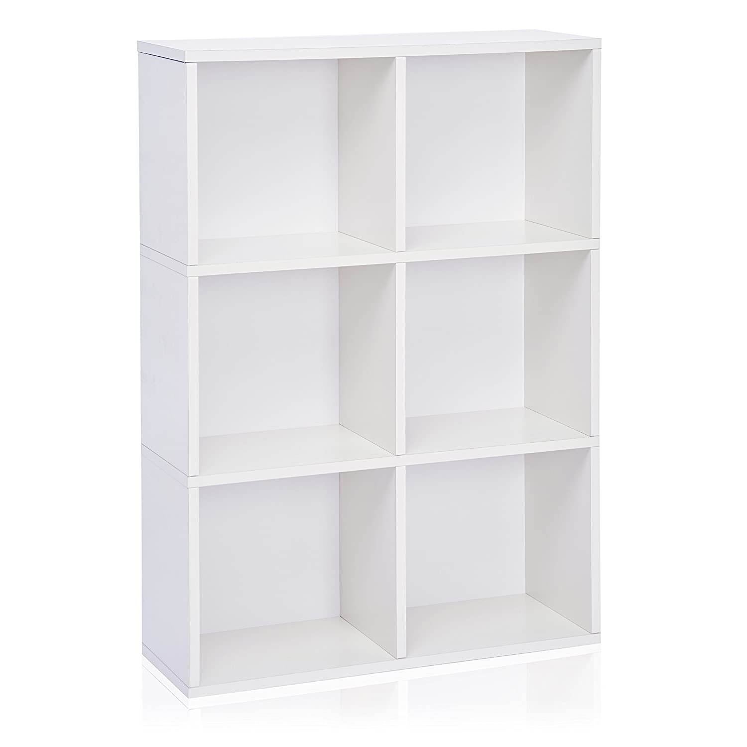 Way Basics PS-285-815-1150-EO Tribeca Bookcase and Storage Shelf, Espresso
