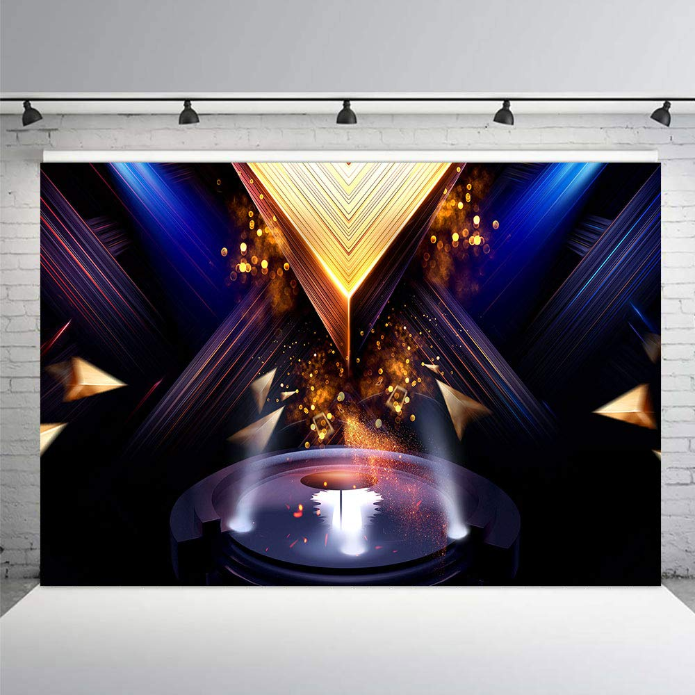 Amazon Com Abstract Hyun Cool Spotlight Stage Background
