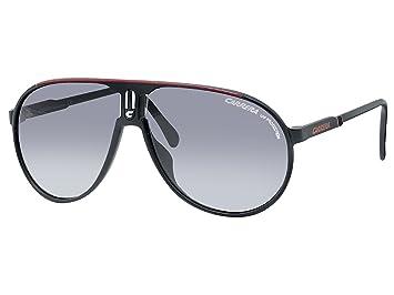 26e002629f86 Carrera Champion CDU Black / Red Champion Pilot Sunglasses Lens Category 3  Size