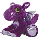 Aurora Peluche Dragon Dreamy Eyes violeta 30,5cm