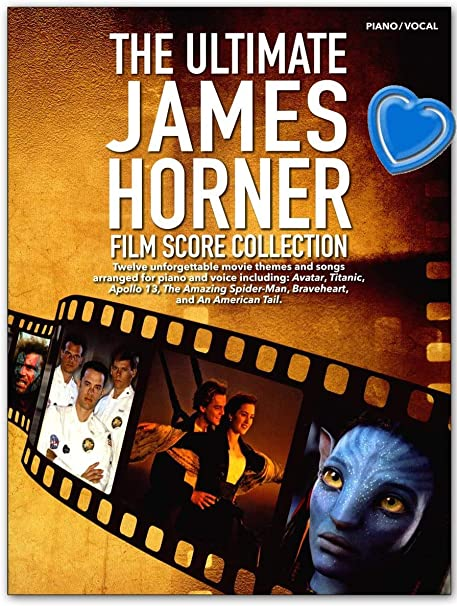 The Ultimate James Horner Film Score Collection – am1011109 ...