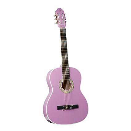 EKO – Guitarra Classic CS-10 Violet: Amazon.es: Instrumentos musicales