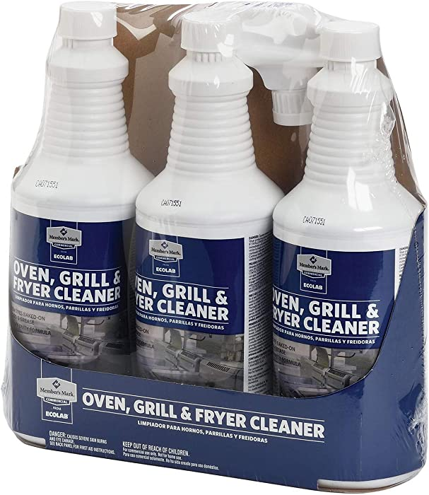 Top 8 Oven Grill  Fryer Cleaner