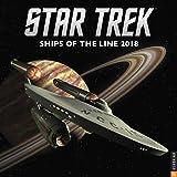Star Trek Ships of the Line 2018 Calendar