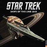 Star Trek 2018 Wall Calendar: Ships of the Line