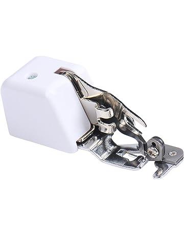 Prensatelas con cortador lateral multifuncional para máquina de coser, apto para Brother,