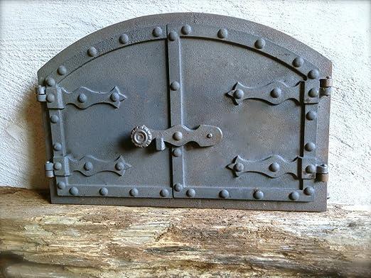 Antikas - puerta horno de pan - puerta horno pizza - puerta de ...