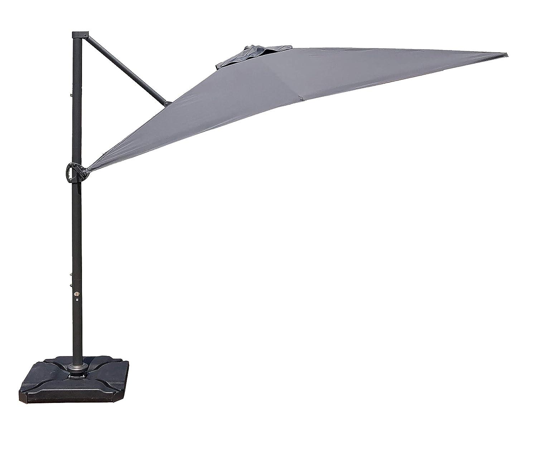Max pole SORARA Parasol Base 48 mm Steel Grey