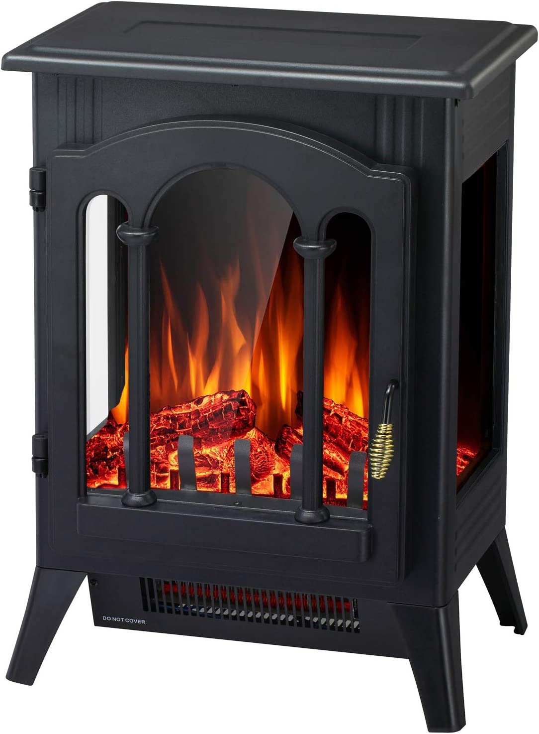 Stoves & Fireplaces Antratic Star Infrared Electric Fireplace ...