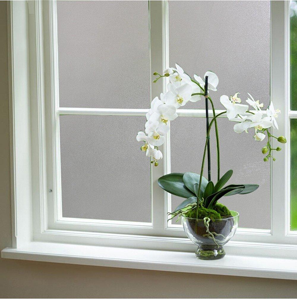 Amazon Aingoo Blickdicht Fensterfolie Milchglasfolie