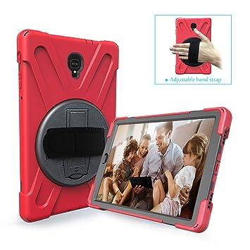 TianTa Funda Galaxy Tab A 8.0 Híbrido Tres Capas Funda ...
