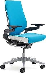 Steelcase Gesture Chair, Blue Jay