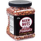 BEER NUTS Original Peanuts | 41 oz. Jar - Sweet and Salty
