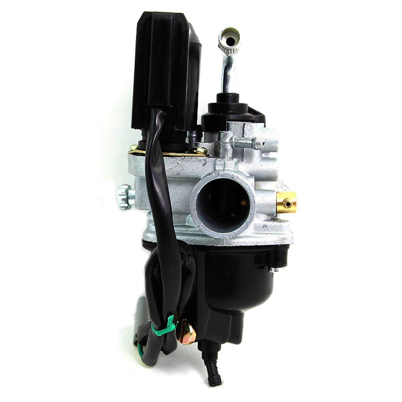 2 Takt CPI Motor Ersatz Vergaser 17,5 mm Malaguti F12 Phantom 50