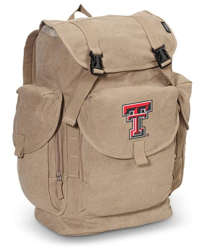 52343d138c36 Image Unavailable. Image not available for. Color  Broad Bay Large Texas  Tech Backpack ...
