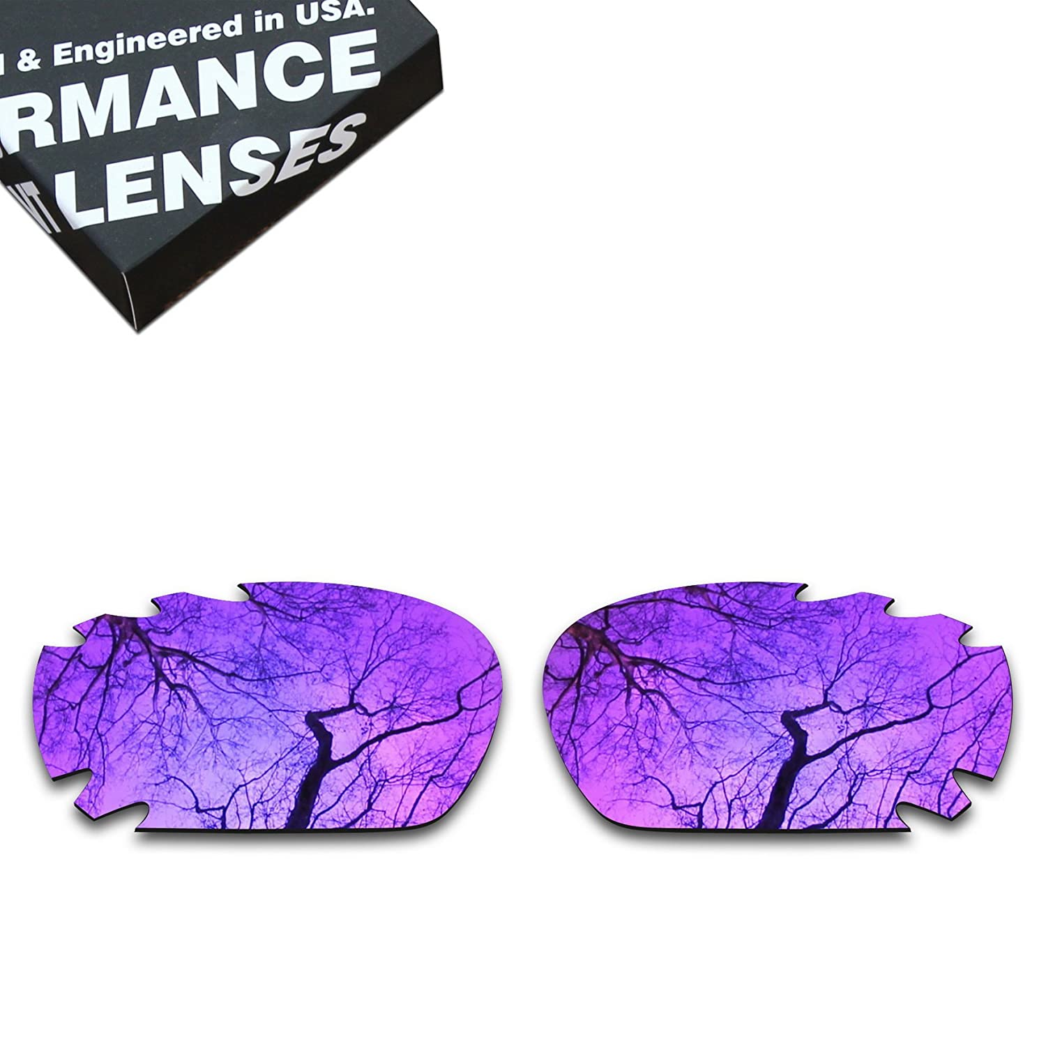 0d76e608b4391 Amazon.com  ToughAsNails Polarized Lens Replacement for Oakley Jawbone  Vented Sunglass - More Options  Clothing