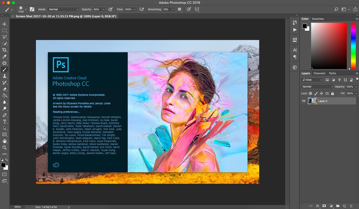 photoshop for mac price in india