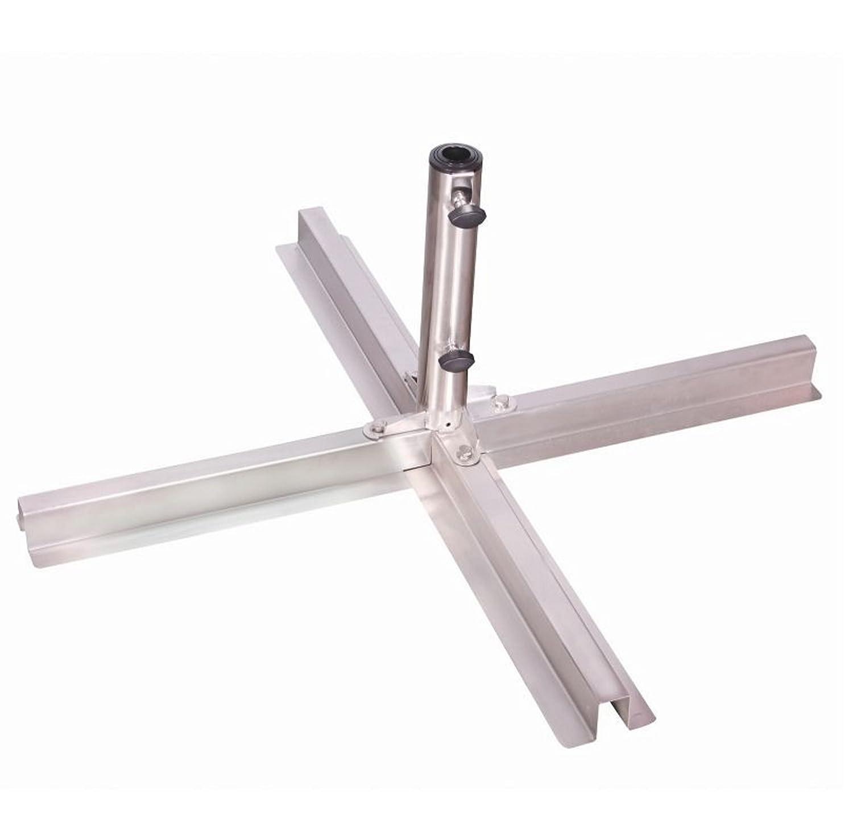 Doppler Metallplattenständer für WB-Platten 40x40 und 50x50 - Rohr 25-48mm