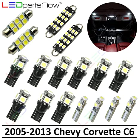 Amazon.com: LEDpartsNow - Luces LED de repuesto para Chevy ...