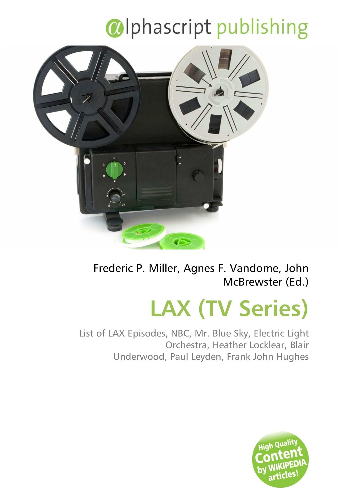 LAX TV Series : List of LAX Episodes, NBC, Mr. Blue Sky, Electric ...