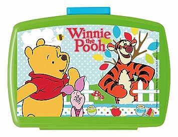 P OS 68931u0026nbsp;u0026ndash;u0026nbsp;Disney Winnie The Pooh Lunch box with  sc 1 st  Amazon UK & P: OS 68931 u2013 Disney Winnie The Pooh Lunch box with Ttray 16 x 12 ... Aboutintivar.Com