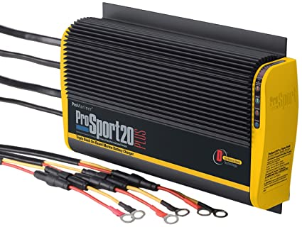Amazon.com: Promariner 42021 Prosport – 20-Amp 3-bank ...