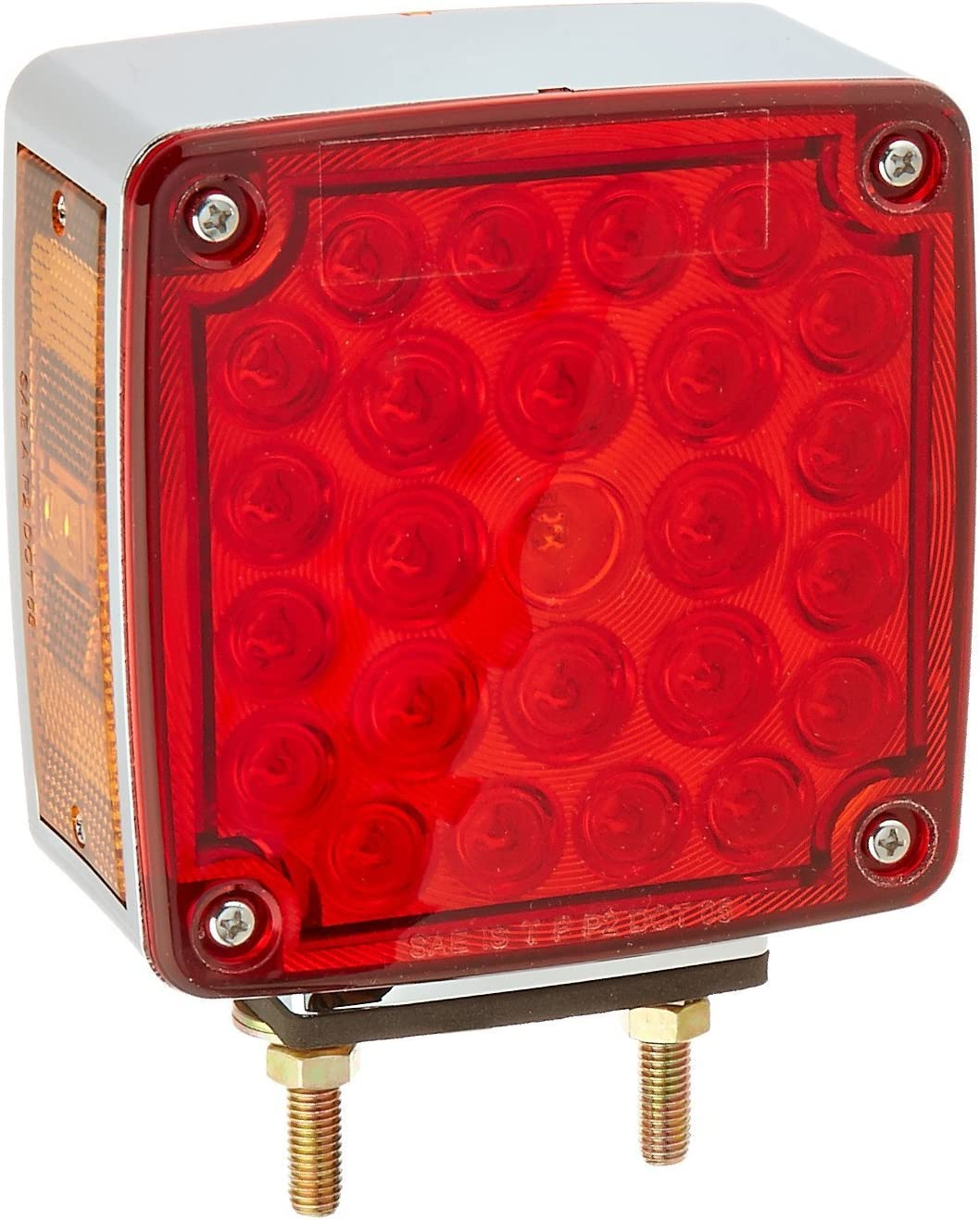 Grote G5530 Hi Count LED 2-Sided Lamp with Sidemarker 71kCtVK1irL