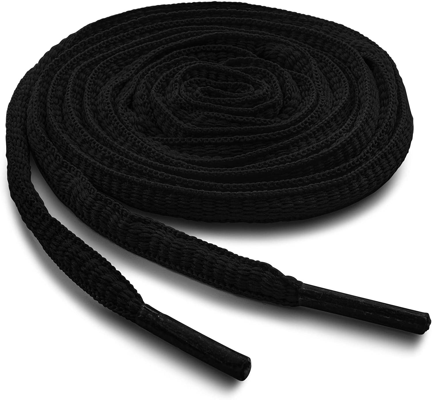 """Premium Lot Heavy Replacement Shoelaces Low 47/"""" High 63/"""" Round Rope Bootlaces"""