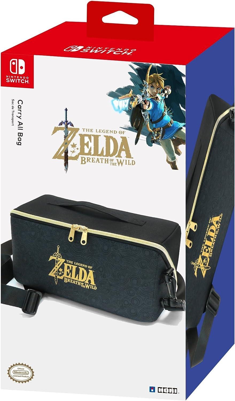Hori - Bolsa De Transporte Zelda (Nintendo Switch): Amazon.es: Videojuegos