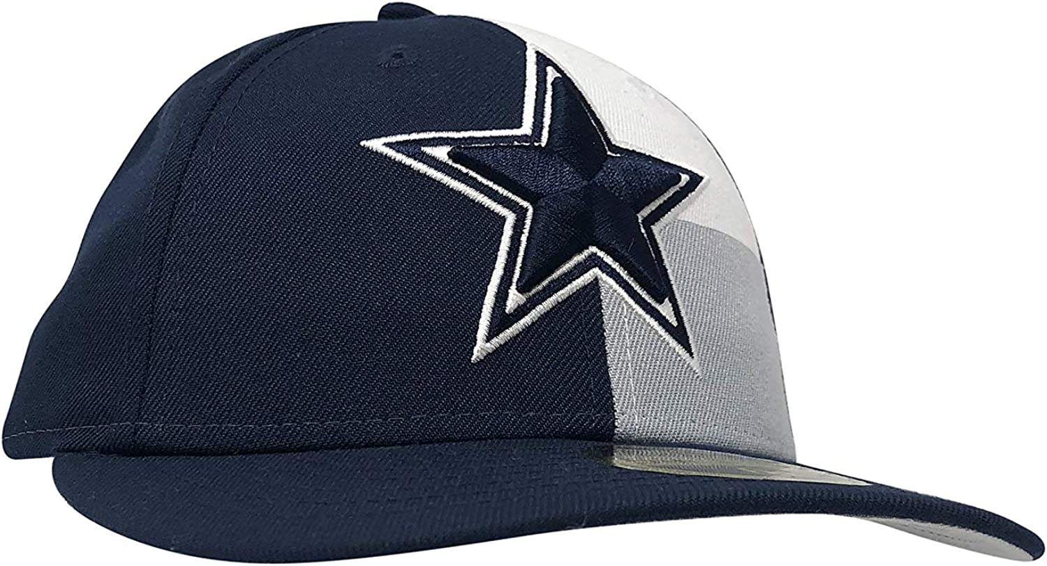 New Era Dallas Cowboys On-Field Sideline Low Crown 59Fifty Cap