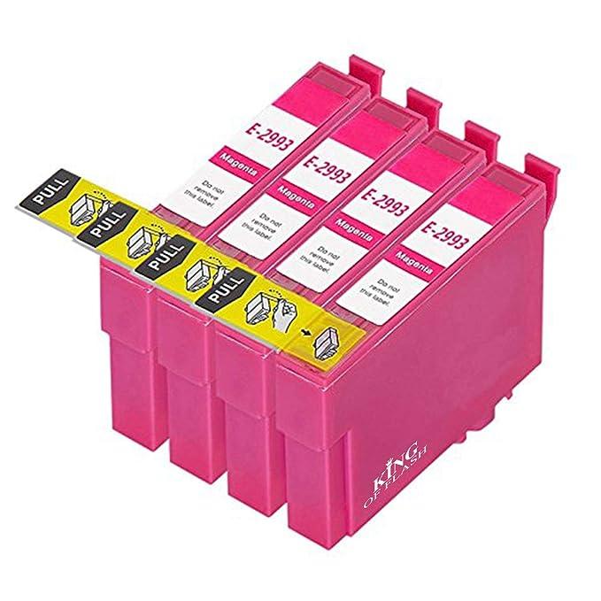 King of Flash de cartuchos de tinta compatibles con ...